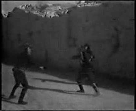 "Pontian Dora Stratu ""Pitciak"" Knife Pyrrhic dance - YouTube"