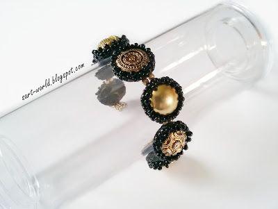 Mój własny kreatywny świat: Bransoletka z guzików