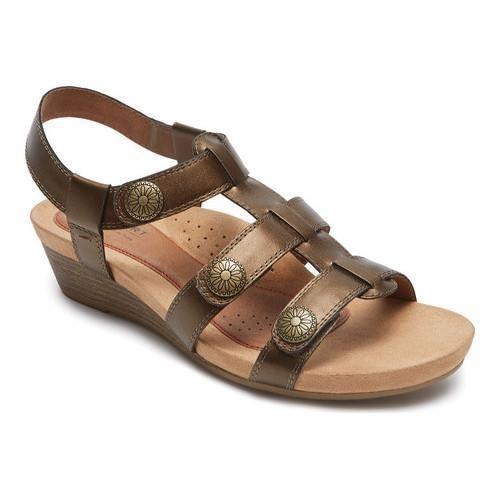 Women's Rockport Cobb Hill Harper T-Strap Sandal