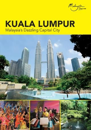Kuala Lumpur Tourist Brochure. See more brochures in Bookletia Travel Destinations Library.