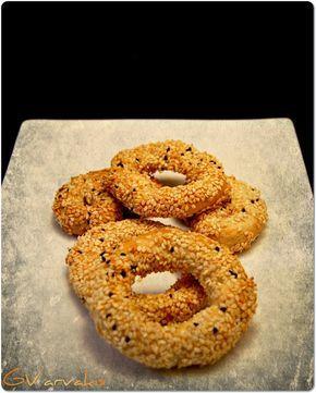 Τα τραγανοτρυφερονόστιμα κουλουράκια της Ρίτσας | una cucina