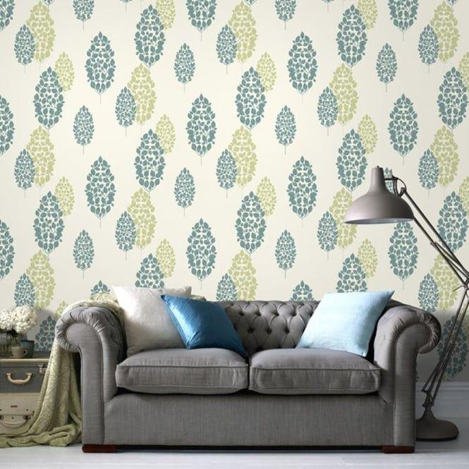 12 Best Living Room Wallpaper Images On Pinterest  Living Room Custom Best Living Room Wallpaper Designs Inspiration Design