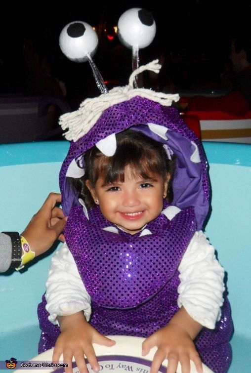 1109 best cute costumes images on pinterest halloween ideas costumes and halloween stuff - Monsters Inc Baby Halloween Costumes