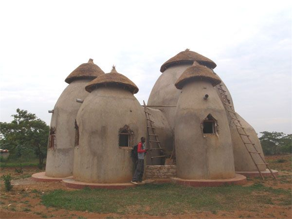 earthbag dwellings