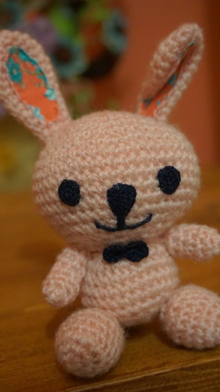 Coniglio Amigurumi Uncinetto : 17 migliori idee su Coniglio Alluncinetto su Pinterest ...