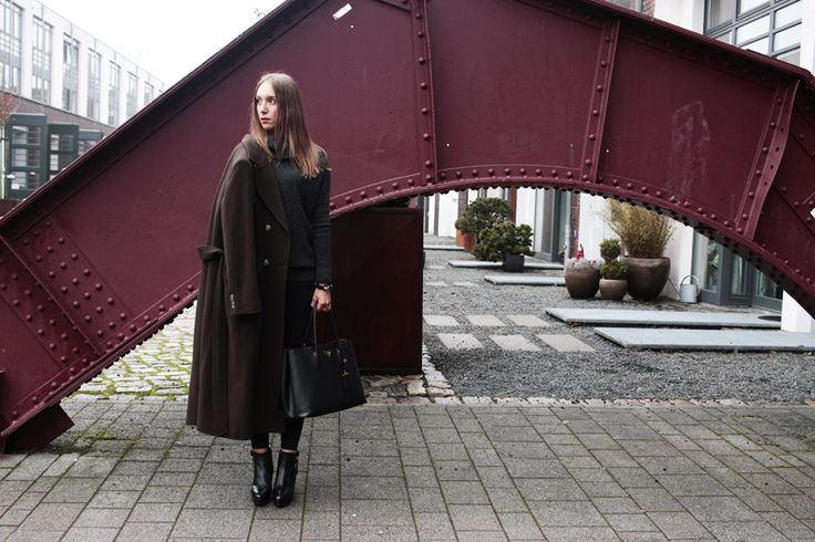 long coat by by stylethemonkey.com