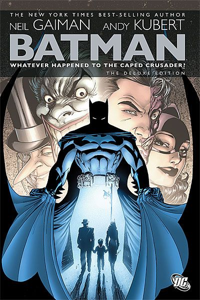 Number 65 (owned)  Batman: Whatever Happened to the Caped Crusader? 	Batman #686; Detective Comics #853 	July 2009