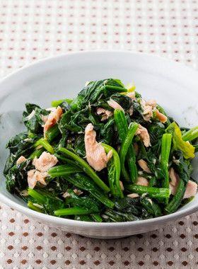 レンジで簡単!無限ほうれん草 by イオン [クックパッド] 簡単おいしいみんなのレシピが258万品