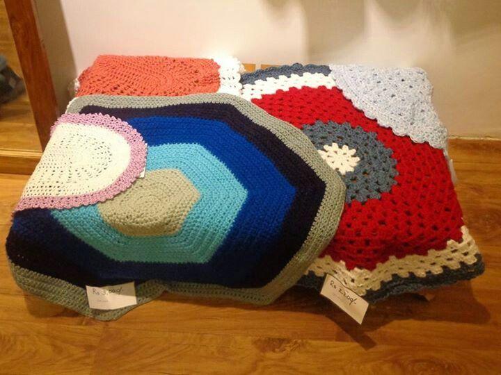 Floor mats @ Meg's Crochet