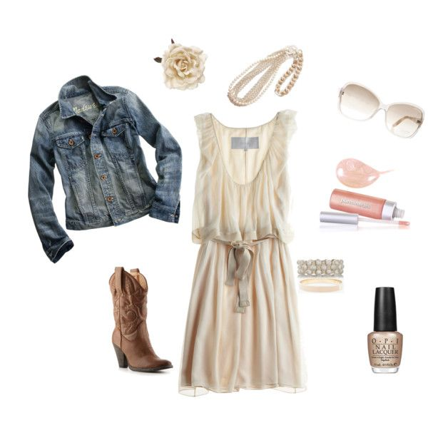 Love!: Country Concerts Outfits, Ageless Beautiful, Casual Boho Summer, Country Thunder Outfits, Dresses Boots, Jeans Jackets, Summer Outfits, The Dresses, Nice Outfits