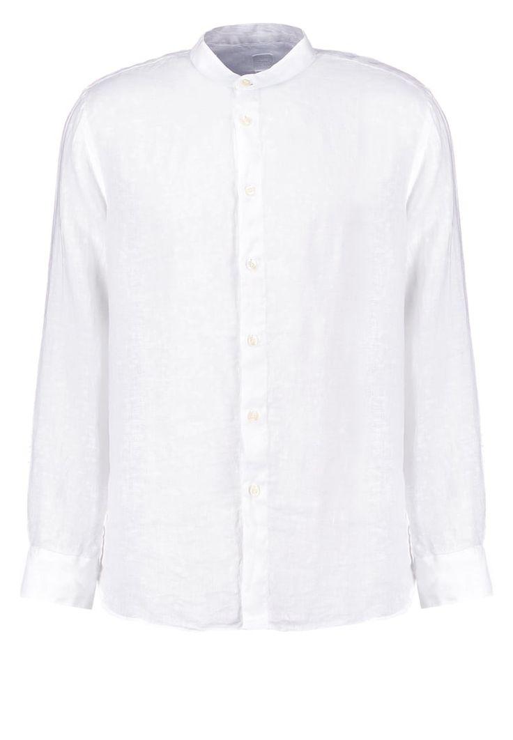 120% Lino GURU SLIM FIT Hemd white Premium bei Zalando.de | Material Oberstoff: 100% Leinen | Premium jetzt versandkostenfrei bei Zalando.de bestellen!