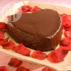 Mocha Chocolate Mousse Cake @ allrecipes.com.au