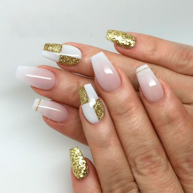 217 best nail art images on pinterest nail art nail designs and 21 soft and feminine designs for pink and white nails every girl will secretly adore prinsesfo Choice Image