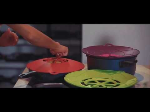 Cookflower by Chefstyle Home - YouTube kitchen, kochblume, greece, gadget, cooking