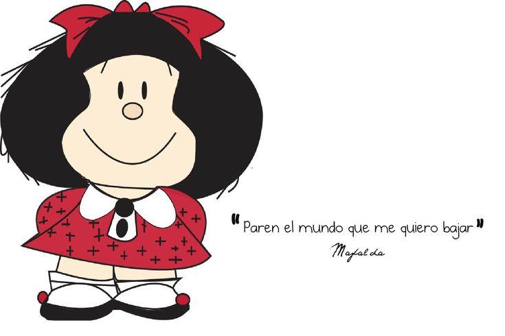 Frases de Mafalda con imagen - Oriente 20 - Noticias al Minuto Oriente 20 – Noticias al Minuto
