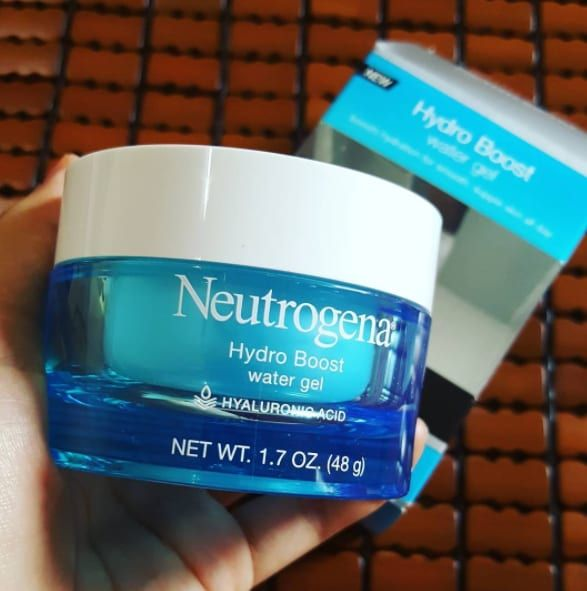 'Neutrogena Hydro Boost Water Gel. You can find it at Walmart. It's a little on the expensive side, but SO WORTH IT!' —whitneys401c91926Get it here for $13.99.