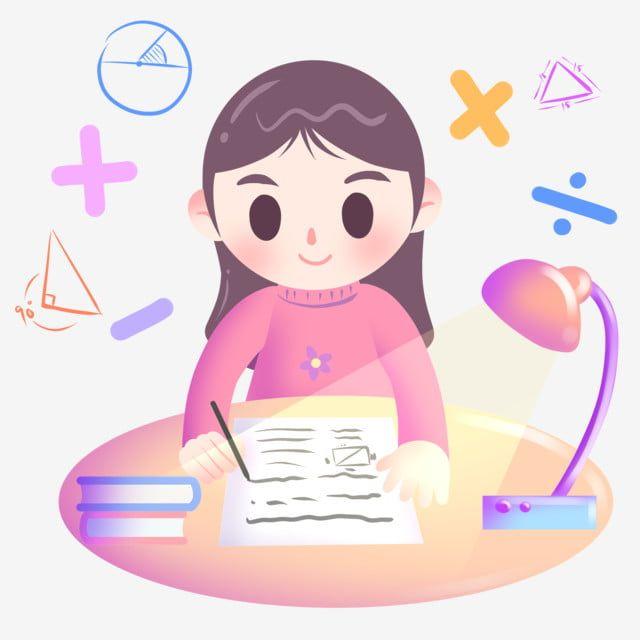 Chica Haciendo Tareas Estudiando Ilustraciones Ilustraciones De Dibujos Animados Escribiendo Tareas Clipart De Nina Chica Haciendo Tarea Estudiar Ilustracion Cartoon Illustration Little Girl Cartoon Teacher Cartoon