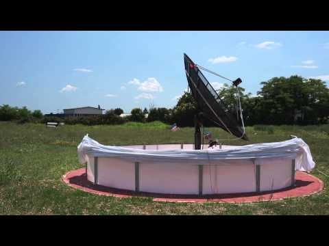 Preview: we present our first amateur #radiotelescope designed in order to allow amateur to discover #radioastronomy with a complete and easy-to-use instrument. Follow us, many news to come!    Anteprima assoluta: presentiamo i nostri primi #radiotelescopi amatoriali progettati per consentire all'amatore di scoprire la #radioastronomia con uno strumento completo e facile da usare. Seguiteci, molte novità in arrivo!