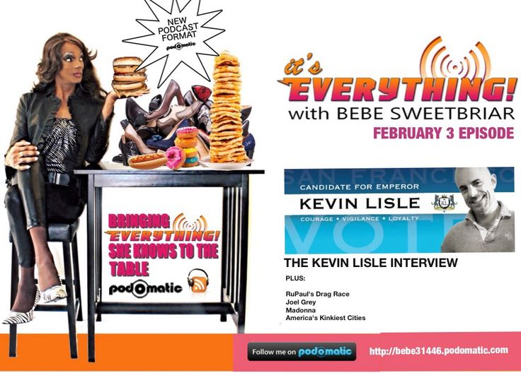 Kevin Lisle for Emperor Interview. Listen here: http://bebe31446.podomatic.com/entry/2015-02-03T14_37_05-08_00