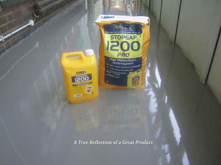 A true reflection of a great product with Stopgap 1200 Pro...