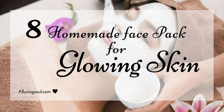 Get glowing skin by applying Banana, Turmeric, rose petal, sandalwood, tea water etc. Check out these simple and easy face pack for glowing skin