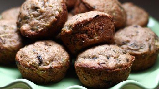 Une recette de muffins à la courge spaghetti et au miel, présentée sur Zeste et Zeste.tv