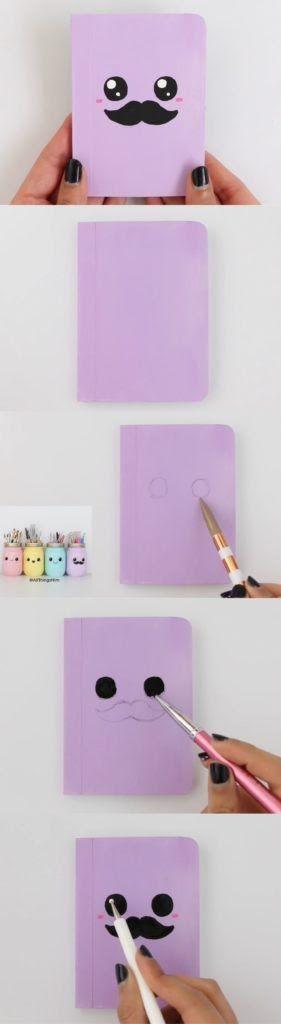 Tutoriales paso a paso con trucos sencillos de manualidades kawaii para decorar habitaciones infantiles, juveniles y para cualquier espacio de casa.