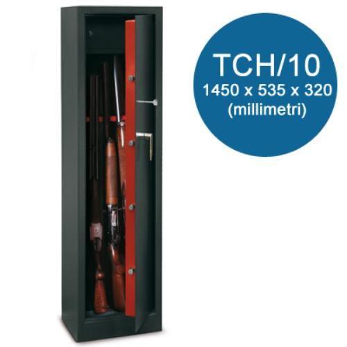 #Cassaforte armadio porta fucili a 10 posti  ad Euro 318.90 in #Technomax #Sicurezza e videosorveglianza