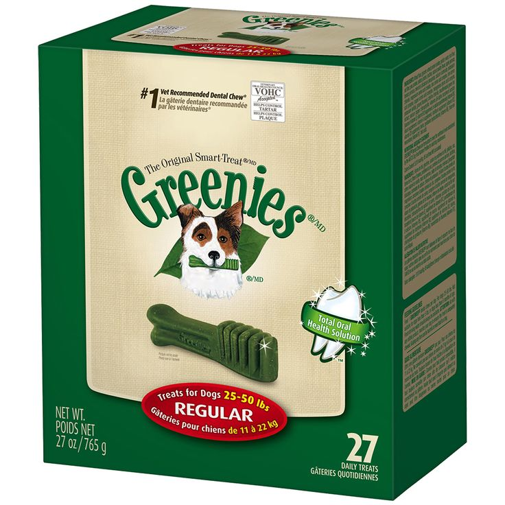 Greenies Dog Dental Chew Treats