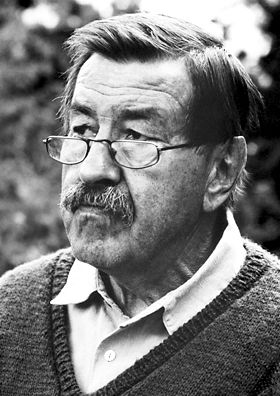 """Günter Grass, The Nobel Prize in Literature 1999: """"whose frolicsome black fables portray the forgotten face of history"""", prose"""