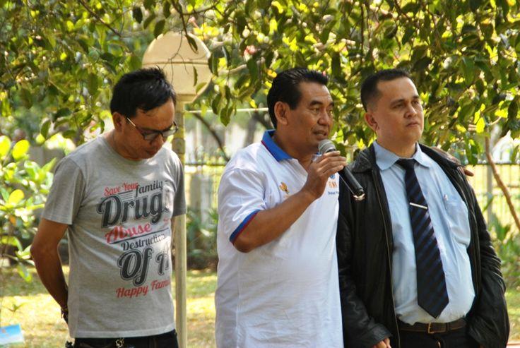 Wisma Soegondo Djojopoespito PPPON Jl. Raya Jambore No.1, Cibubur, Jakarta Timur