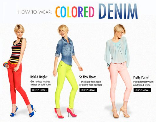 how to wear colored pants guys