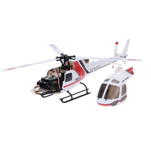 Shop best XK AS350 K123-B 6CH 3D 6G System Brushless Motor BNF RC Helicopter for sale from Tomtop.com at fast shipping. Various discounts are waiting for you!