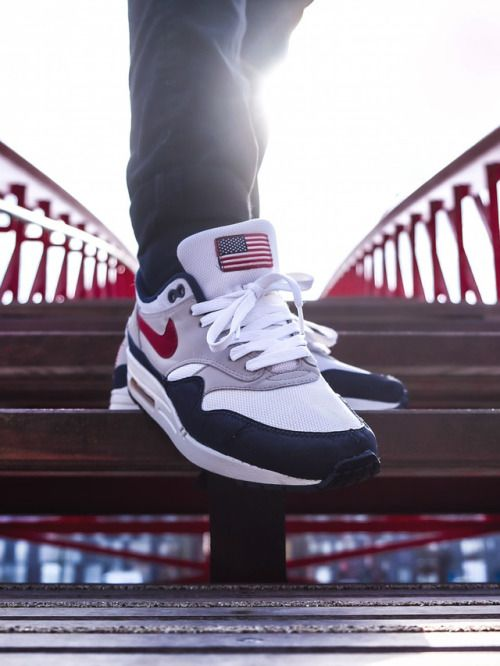 Nike Air Max 1 USA 2003 (by ginogold) | Sneakers
