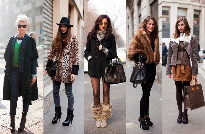 Городская мода: уличный стиль #modnakraina