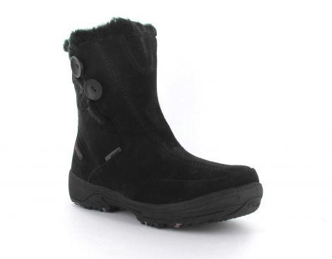 Hi-Tec – V-Lite Snowflake Chukka 200I Womens – #Sneeuwlaarzen - Deze #sneeuwschoenen voor dames van #Hi-Tec zijn gedeeltelijk gevoerd met nepbont. Deze sneeuwlaarzen lopen aan de binnenkant over in Thinsulate® isolatie wat de voeten warm, droog en comfortabel houdt. #snowboots #sneeuwschoen #sneeuwlaars #sneeuwlaarzen #snowboot #HiTec