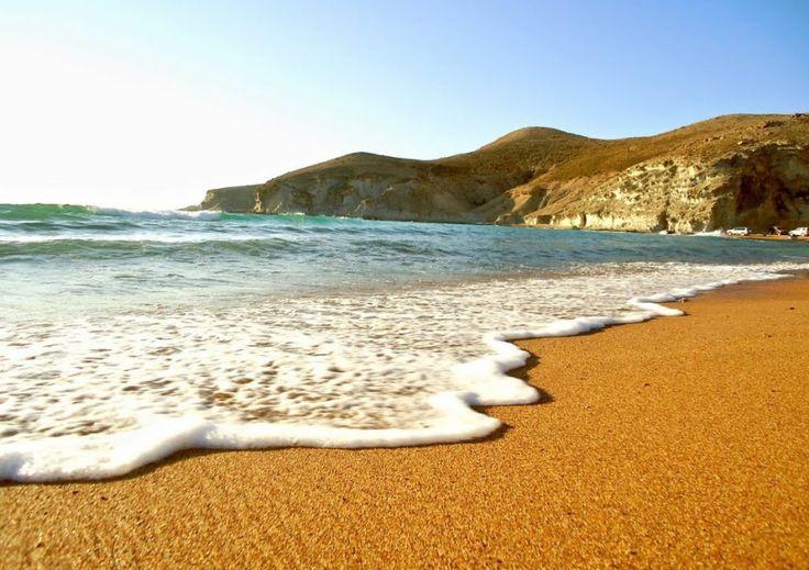Quemada Beach, Al Hoceima, Morocco