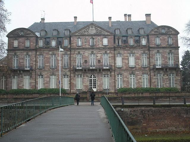 Hôtel de la préfecture, Strasbourg, France