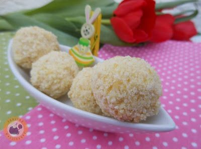 Egg liqueur truffles