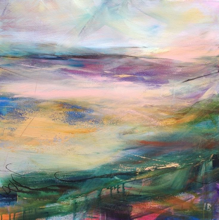 Lesley Birch- Soft winds in colour- Part of our 'the sun also rises' exhibition March 24th to May 1st