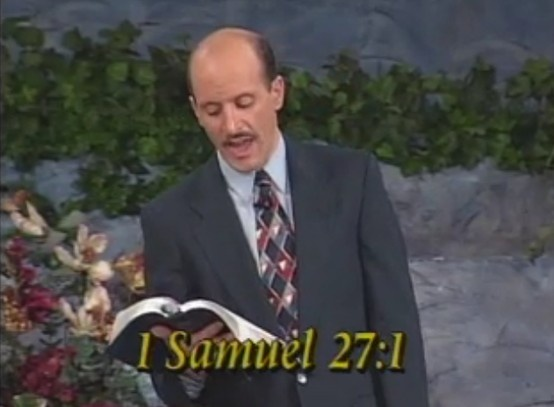 Study on David, Part 7: From Ziklag to Jerusalem    1 Samuel 22-26. This sermon focuses on 1 Samuel 22 and one of the lowest points in David's life when he was being pursued by King Saul.