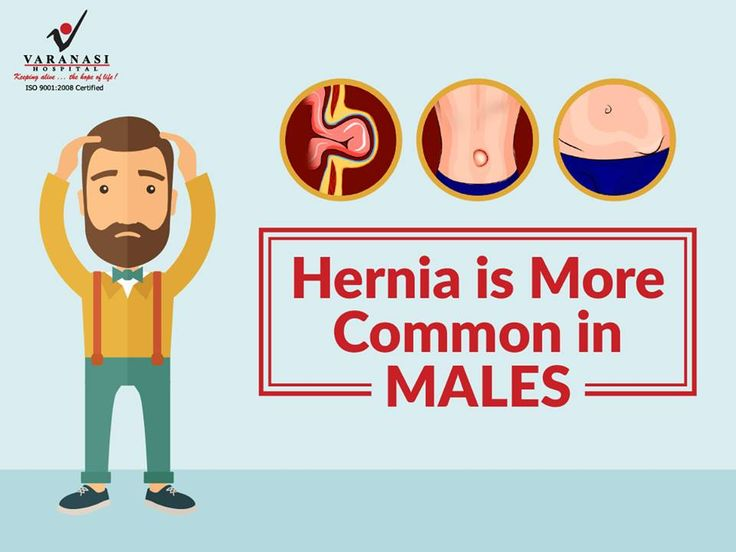 #DidYouKnow  Studies and statistics state that men are more likely to suffer from #hernia in comparison to women.