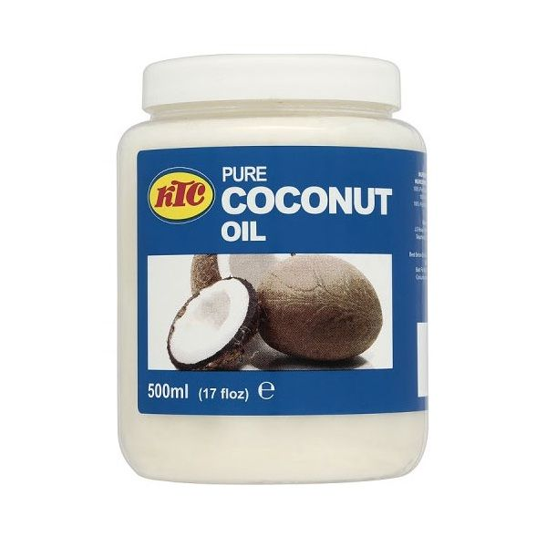 KTC Coconut Oil Pure 500ml