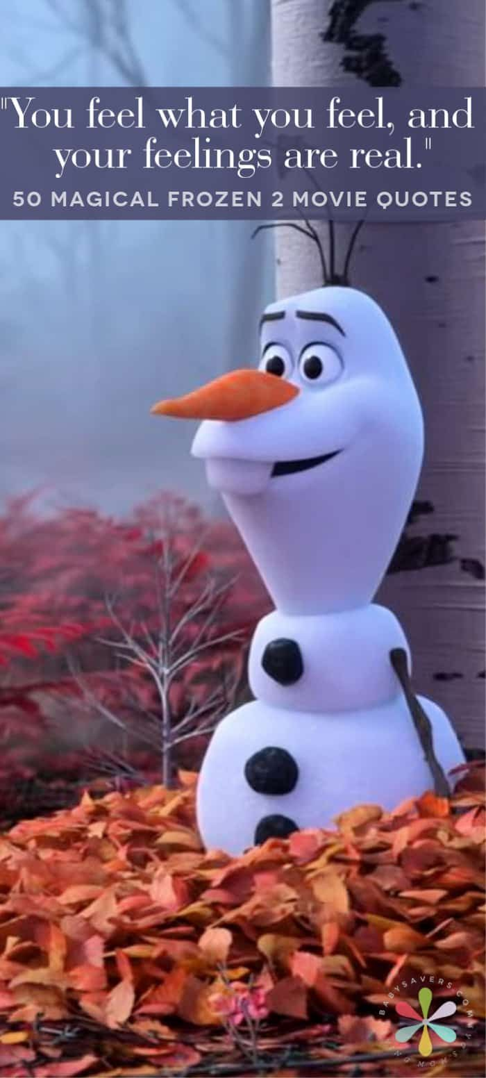 Frozen 2 Quotes From Olaf Olaf Quotes Olaf Frozen Quotes