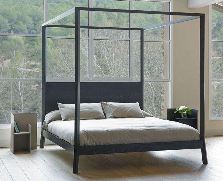 692 fantastiche immagini su camere da letto su pinterest - Letto a baldacchino ...
