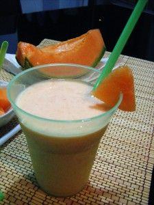 Frullato al Melone by Pasticciando con Rosy #Poloplast