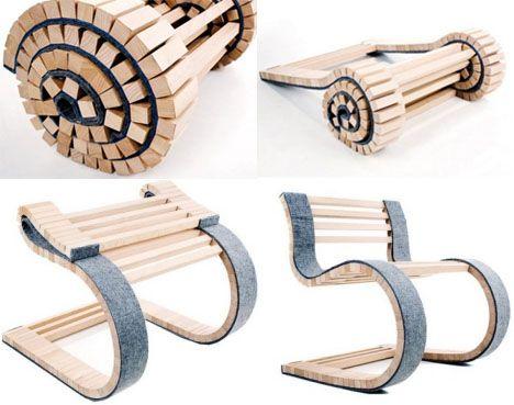 Unique Chair Design