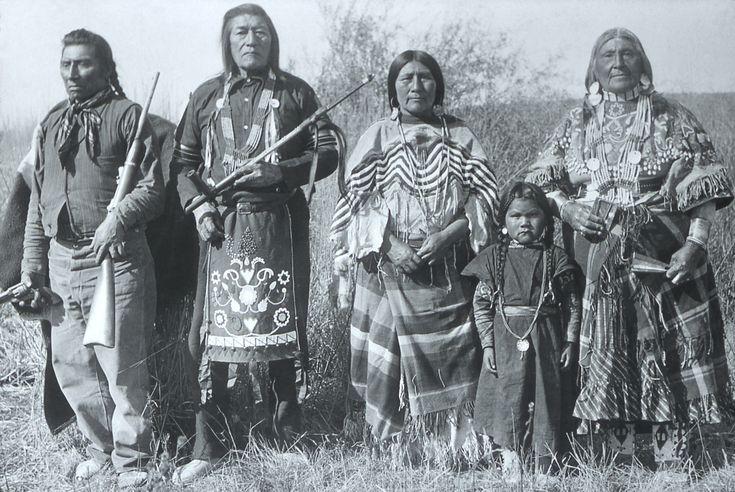 Voici pourquoi les Amérindiens gardaient leurs cheveux longs
