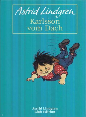 Buch Karlsson vom Dach von Astrid Lindgren in Bücher, Kinder- &…