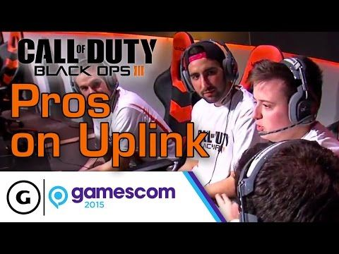 http://callofdutyforever.com/call-of-duty-gameplay/pros-play-uplink-on-evac-at-gamescom-2015-call-of-duty-black-ops-iii-round-3-of-3/ - Pros Play Uplink on Evac at Gamescom 2015 - Call of Duty: Black Ops III (Round 3 of 3)  In this final round of competition, Team TeePee and team Kivi go head to head in Uplink on Evac. Follow Call of Duty: Black Ops III at GameSpot.com! http://www.gamespot.com/call-of-duty-black-ops-iii Official Site – http://www.callofduty.com Visit a